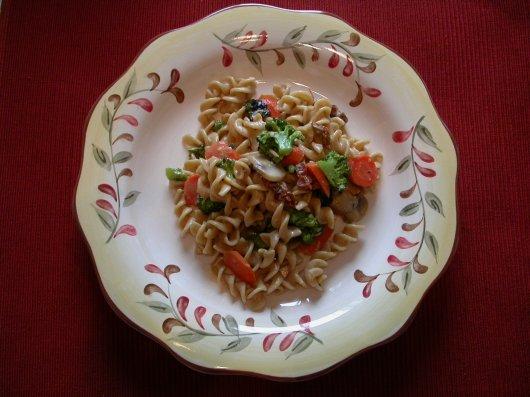 creamy one-pot pasta