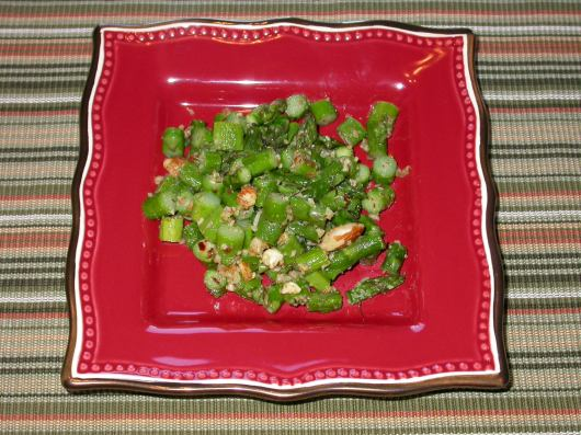 Asparagus Stir Fried