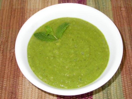 Green Dal Fry