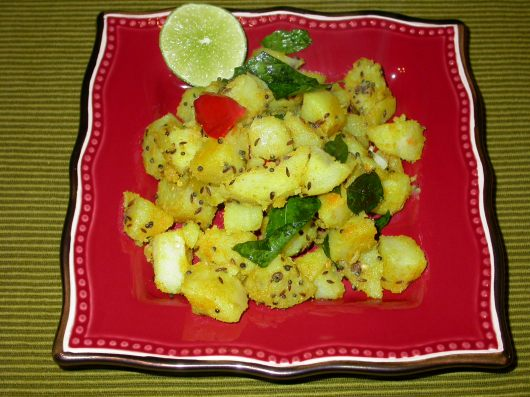 Potato sabji