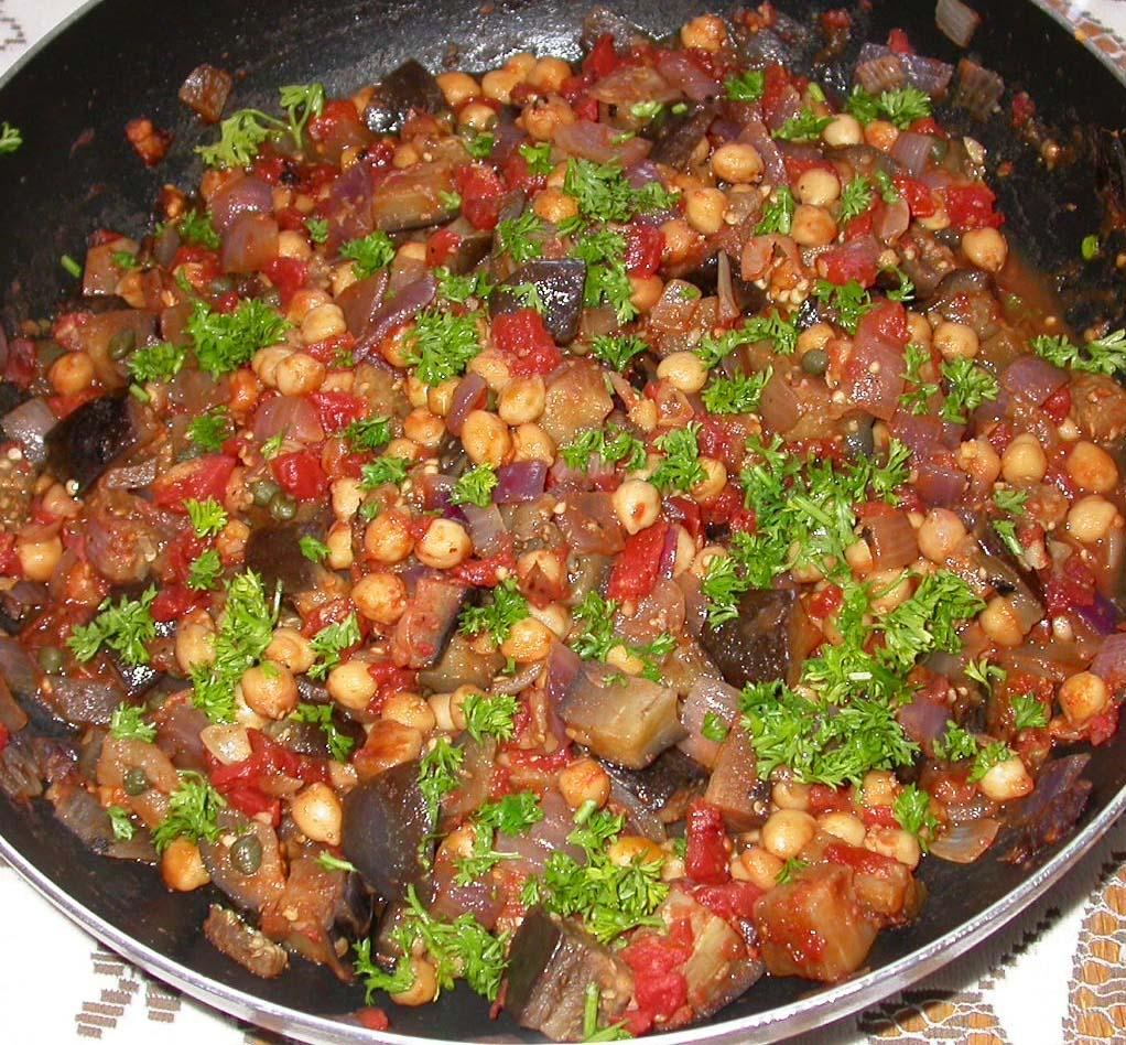 Italian Eggplant Ragout